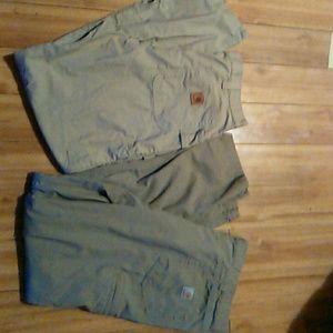 2#bundle Carhartt khaki pants